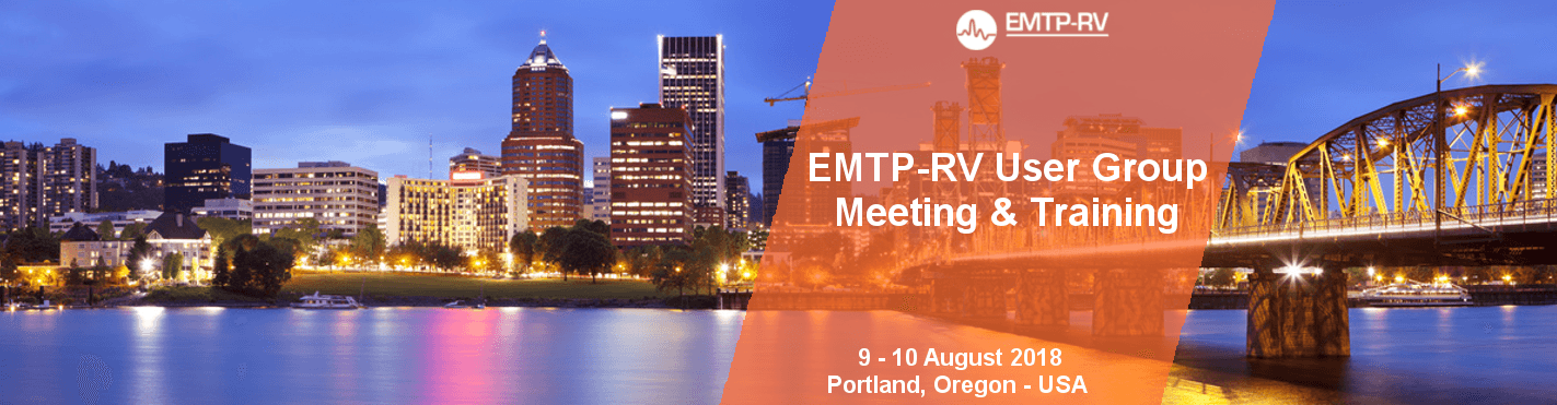 Powersys EMTP-RV User Group