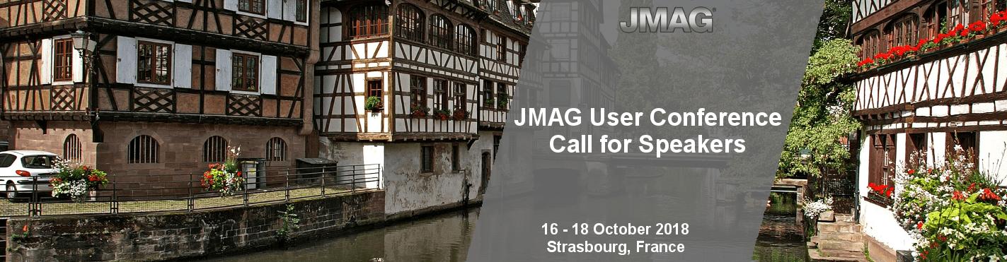 JMAG Banner for Speakers