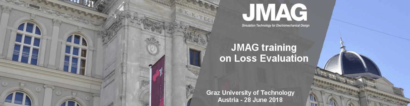 Powersys JMAG Training on Loss Evaluation - Graz, Austria