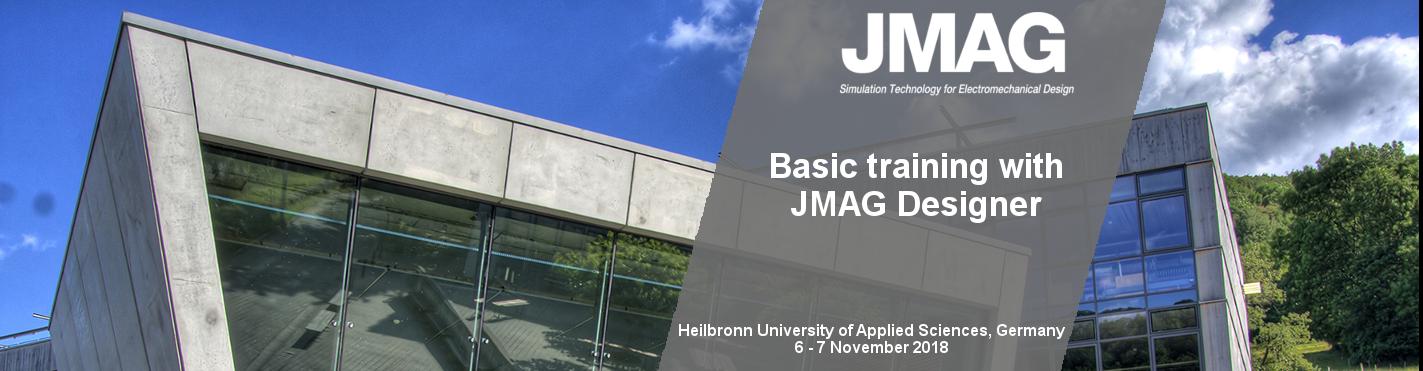 Basic Training with JMAG Designer