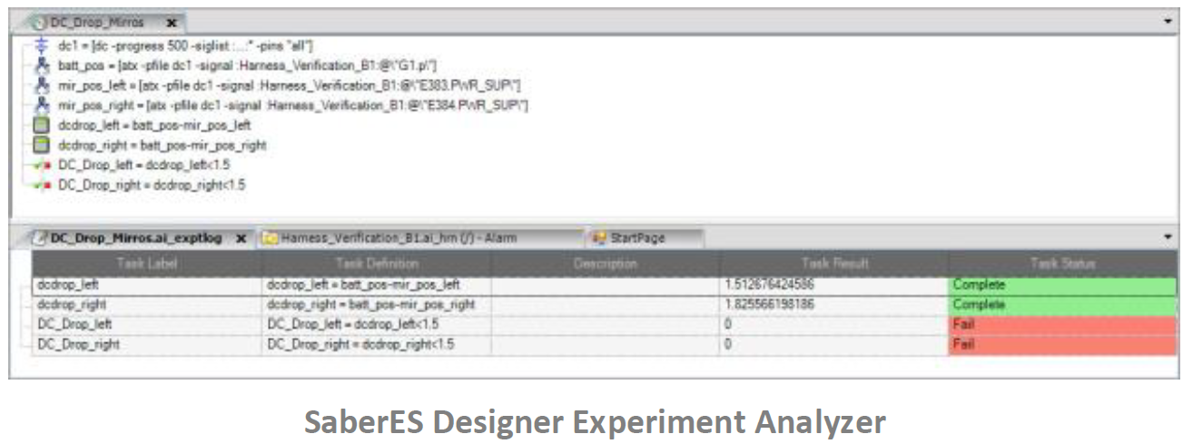 SABER-ESD-EXPERIMENT-ANALYZER